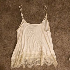 American Eagle Outfitters Tops - American Eagle white tank top